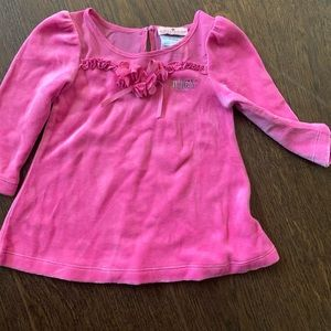 Pink juicy couture dress 12-18 months